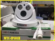 Camera IP Camera IP WTC-IP101H độ phân giải 4.0MP