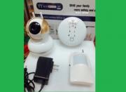 Camera IP WiFi Camera IP WiFi WTC-IP308 độ phân giải 1.0MP