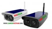 Camera IP WiFi Solar power Camera Wifi